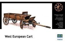 MasterBox MB3562 1/35 West European Cart