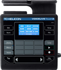 TC-Helicon Voicelive Touch 2 Vocal Harmony and Effects Looper + Warranty