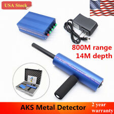 Metal/Gold Detector 3D 800m Long Range 14M Depth Diamond Finder Locator Scanner
