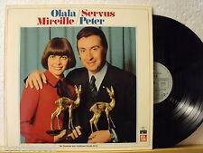 ★★ LP - MIREILLE MATHIEU / PETER ALEXANDER - Olala Mireille - Servus Peter 1973