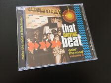 Doin' the Mod, Vol. 5: That Driving Beat by VA (CD, Jul-2003, Castle)