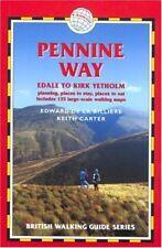 The Pennine Way (British Walking Guide) - New Book De La Biliere, Edward, Carter