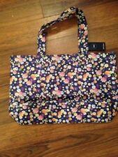 John Lewis Make Cottage Floral Tote Shopping Sewing Knitting Beach Bag