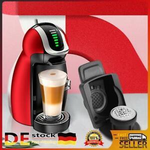 Coffee Capsule Conversion Adapter for Nespresso Compatible w/ Dolce Gusto EDG606