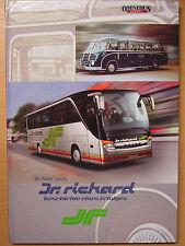 Dr. Richard Geschichte eines Erfolges Omnibus Archiv Österreich Busse Buch Book
