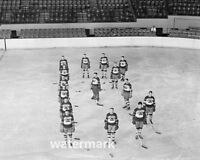 1930 - 31 Boston Bruins Boston Garden Team Picture 8 X 10 Photo Free Shipping