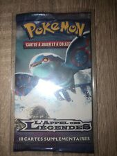 Pokémon Appel des Légendes  Booster