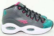 REEBOK QUESTION MID M41519 YOUTH SIZE 5.0 SAME AS WOMAN 6.5 BASKETBALL NEW