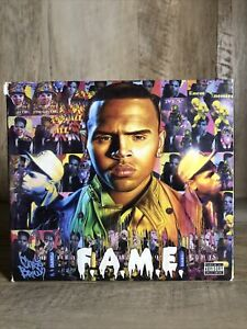 F.A.M.E. [Deluxe Version] [PA] [Digipak] by Chris Brown (R&B) (CD, Mar-2011,...