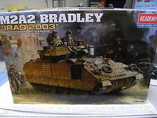 Academy 13205 1:35 M2A2 BRADLEY O.I.F. Irag 2003 NEU OVP