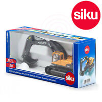 Siku 3535 Volvo EC290C Tracked Hydraulic Excavator Digger Rubber Tracked 1:50