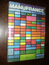 CATALOGUE MANUFRANCE 1974