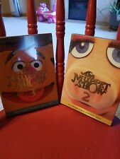 Lot MUPPET SHOW Complete Second and Third Seasons 2 & 3 [New DVD] Sealed 8 discs