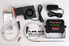 FLAME BOSS Q Controller BBQ smoker pit trailmaster offset oklahoma brinkmann