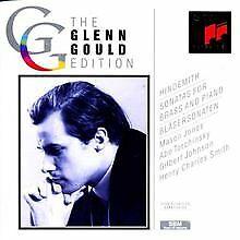 Hindemith: Sonatas for Brass and Piano / Bläsersonaten von...   CD   Zustand gut