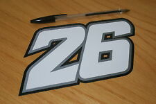Dani Pedrosa Number 26 Race Number 2015 - Large