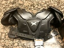 Xenith Football Shoulder Pads Youth Small Sm with Rib Protector and Jersey