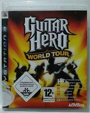Guitar Hero World Tour. Ps3. Fisico. UK Castellano