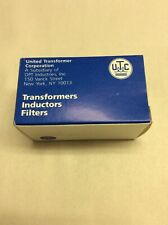 New In Box UTC A-48 Line to Line Hybrid Repeat Preamp Input Transformer