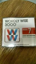Wordly Wise 3000 2nd Edition Book 7 Audio CD NEW