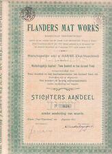 FLANDERS MAT WORKS HAMME