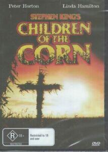 Children of the Corn (DVD) BRAND NEW & SEALED DVD  Region 4 (Australian)