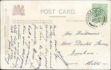 Edith Helen Maidment. Moor Barton Farm, Corsham, Wilts  1905 -  DC.146