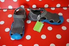 new Crocs Mens Swiftwater Flat Sandal US 13 EU 48/49 men relaxed fit