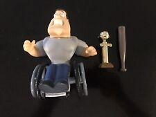 "Joe Swanson - Family Guy 6"" Figure Mezco Series 3 (2005)Rare Loose Complete"