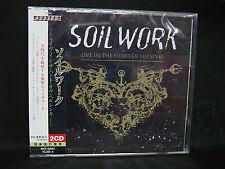 SOILWORK Live In The Heart Of Helsinki Japan 2CD Emergency Gate In Flames Duskfa