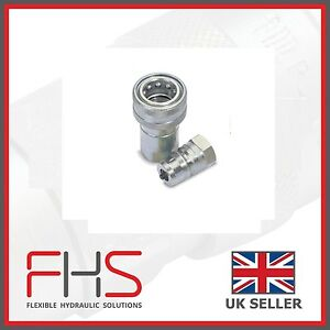 Male/Female Quick Release Couplings BSP Tractor/Agriculture Style