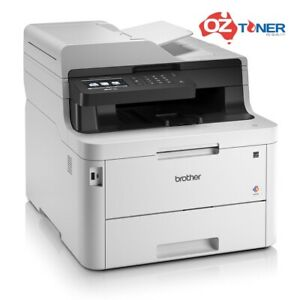 Brother MFC-L3770CDW All-in-One LED Color Laser Network Printer+Wi-Fi TN253/257