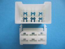 prise compacte 6 compartiments / FICHE ,idéal pour montage radio-commandé - +