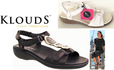 Klouds shoes - Orthotic friendly comfort leather Sandals Alyssa