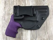 IWB TACO Holster RUGER LCR Kydex Retention Concealment Swift draw Holsters