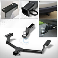 """Class 3 Trailer Hitch w/2"""" Loaded Ball Bumper Tow Kit For 06-12/13+ Toyota Rav4"""