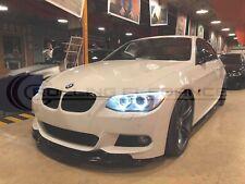 ABS PLASTIC GLOSS BLACK BMW M-sport E92//93 Arkym Front Splitter 06-09