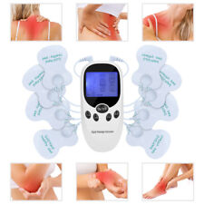 Tens Machine Unit Pulse Muscle Stimulator Electrical Massager Back Pain Therapy