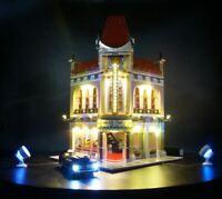 New Led Light Kit For LEGO 10232 Palace Cinema Creator Expert Lighting building