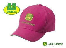GENUINE Pink JOHN DEERE Baseball Cap | For Children | FREE P&P