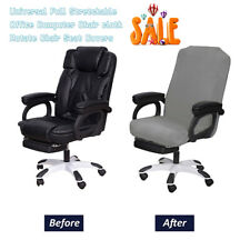 Office Seat Cover Universal Full Stretchable Office Computer Chair Seat Covers