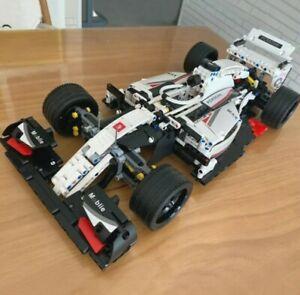 F1 Formula One Racing Car 1100pcs Building Blocks Bricks Technic New Uk Stock