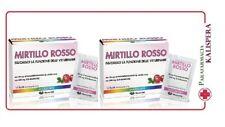 2 MASSIGEN MYRTILLE ROUGE MARCO VIS 14 SACHETS CYSTITE D-MANNOSE NOUVEAU FORMAT