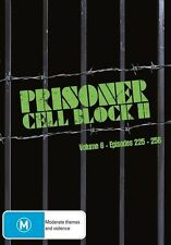 Prisoner - Cell Block H : Vol 8 : Eps 225-256 (DVD, 2012, 8-Disc Set) New Sealed