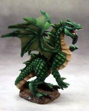 Forest Dragon Hatchling Reaper Miniatures Dark Heaven Legends Drake Monster