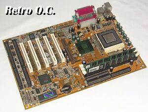 Retro O.C. - Abit BM6 with Celeron 366@550Mhz and 128MB SD-RAM