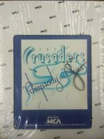 "THE CRUSADERS ""RHAPSODY AND BLUES"" 8 TRACK (sealed)"