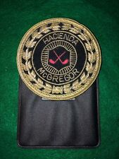 Hacienda Golf Club, Hacienda McGregor Tournament Bullion Badge. Free Shipping!!!