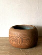 Wood brazier. Can also be a planter cover.