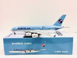 Phoenix quality 1:400 Korean Air AIRBUS A380 HL7612 50 Years 04258